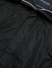 Didriksons - VIVID BS JACKET - shell jacket - black - 5