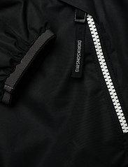 Didriksons - VIVID BS JACKET - shell jacket - black - 6