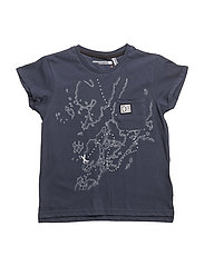 DIONE KIDS T-SHIRT - NAVY