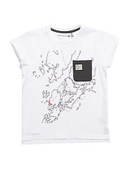 DIONE KIDS T-SHIRT - SNOW WHITE