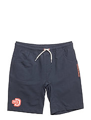 WAVE KIDS SHORTS - NAVY