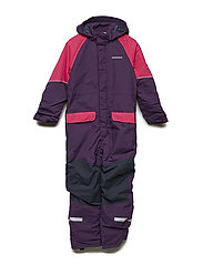 BILLE KIDS COVERALL - BERRY PURPLE