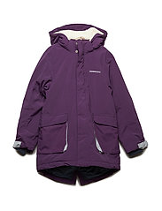 INDRE KIDS PARKA - BERRY PURPLE