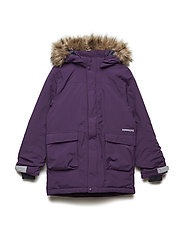 KURE KIDS PARKA - BERRY PURPLE