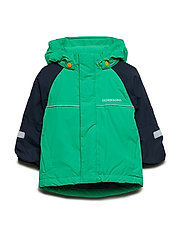 IDDE KIDS JKT - BRIGHT GREEN