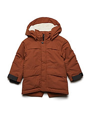 BJÖRLING KIDS B PARK - LEATHER BROWN