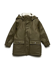 EKHOLM KIDS COAT - PEAT