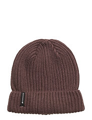 NILSON KIDS BEANIE - OLD RUST