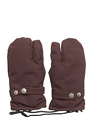 PALM KIDS GLOVES - OLD RUST