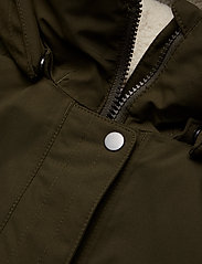 Didriksons - RONNE GS YT PARKA - puffer & padded - peat - 3