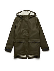 THAYER GS YT COAT - PEAT