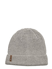 NILSON YOUTH BEANIE - GREY MELANGE