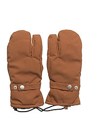 PALM YT GLOVES - LEATHER BROWN