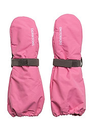 BIGGLES MITTENS 2 - LOLLIPOP PINK