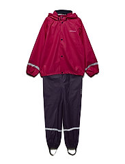 SLASKEMAN KIDS SET 2 - WARM CERISE