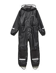 SCALE KIDS COVERALL - BLACK