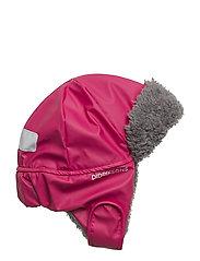 BIGGLES GALON CAP - WARM CERISE