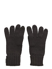 HEDEN GLOVES - BLACK