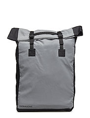 TOTE BACKPACK - SILVER