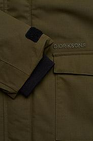 Didriksons - BERYL GS YT PARKA - puffer & padded - peat - 4