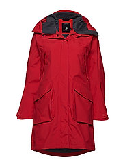 THELMA WNS PARKA 2 - CHILI RED