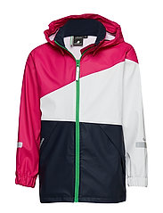 GULL KIDS GALON JKT2 - FUCHSIA