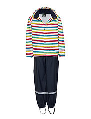 SLASKEMAN PR SET 2 - RAINBOW SIMPLE STRIPE
