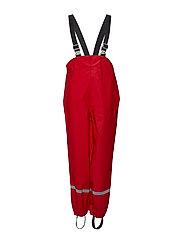 PLASKEMAN PANTS 2 - CHILI RED