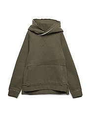 GENEVE BS YT SWEATER - DUSTY OLIVE