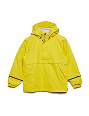 ANKAN KIDS ANORAK - DUSTY YELLOW