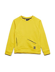 MASKEN KIDS SWEATER - DUSTY YELLOW