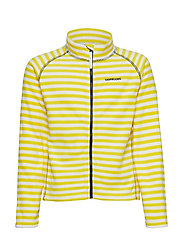 MONTE KIDS PR. JKT 2 - YELLOW SIMPLE STRIPE