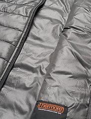 Didriksons - CAMPO USX JKT 3 - vestes matelassées - coal black - 6