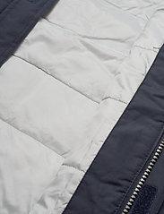 Didriksons - OSTRONET KIDS JKT - puffer & padded - navy dust - 7