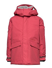 OSTRONET KIDS JKT - RASPBERRY RED