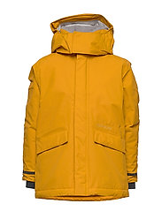 OSTRONET KIDS JKT - YELLOW OCHRE