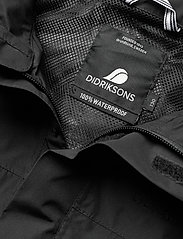 Didriksons - GRAND YT RAIN SET - ensembles - black - 7