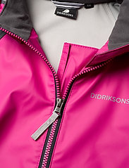Didriksons - STORMMAN - JKT - sets & suits - plastic pink - 4