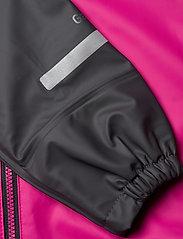 Didriksons - STORMMAN - JKT - sets & suits - plastic pink - 5