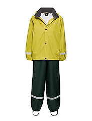 SLASKEMAN KIDS SET 3 - SEAGRASS GREEN