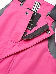 Didriksons - TARFALA KIDS PANTS 3 - schneehose - plastic pink - 2