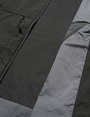 Didriksons - BENGT USX JKT 2 - manteaux de pluie - black - 7