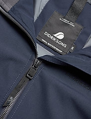 Didriksons - HELLE WNS PARKA 2 - parkasjackor - dark night blue - 7