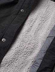 Didriksons - BILBAO BS YT PARKA - puffer & padded - black - 7