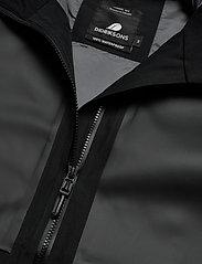 Didriksons - TONY USX PARKA - parkas - black - 4