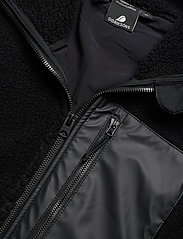 Didriksons - BOSSE USX JKT 2 - basic-sweatshirts - black - 3