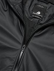 Didriksons - ICELAND USX PARKA 2 - rainwear - black - 2