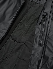 Didriksons - ICELAND USX PARKA 2 - rainwear - black - 4
