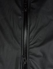 Didriksons - ICELAND USX PARKA 2 - rainwear - black - 5