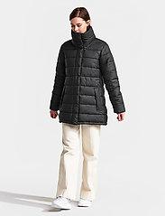 Didriksons - HEDDA WNS JKT 2 - down- & padded jackets - black - 0